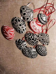 Zentangle Shells