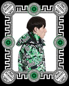 M.I.A x VERSUS / now available http://www.versusversace.com/collections/mia
