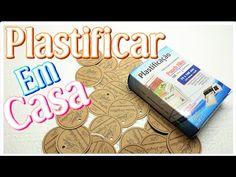 Como plastificar em casa em 2 minutos sem máquina - YouTube