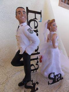Noivinhos Sr e Srª Ferreira