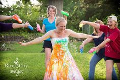 Awesome divorce photo shoot by River City Images!