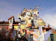Hundertwasser Haus Wien