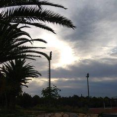 #AmanecerSinSalida de viernes en #UMU.