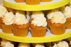 Mrkvové cupcakes s ľahkým krémom