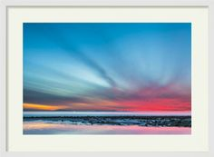 Look what I found on Chris Moyer Last Light Wrapped Canvas Wrapped Canvas, Northern Lights, Projects To Try, Waves, Nature, Outdoor, Outdoors, Naturaleza, Aurora