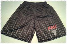 buy Sublimated Lax Shorts - Custom Lacrosse Shorts