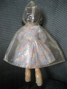 AVERSE, imperméable ancien gautier languereau pour poupée BLEUETTE 1948-49 | eBay