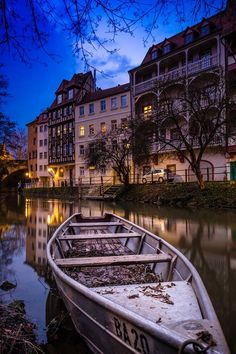 The boat - Bamberg
