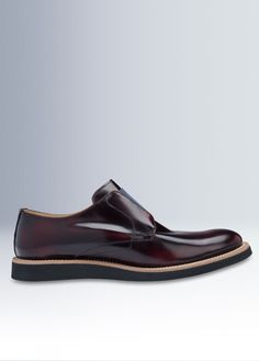 d972e02a9 Sophisticated slip-on leather #derby #Bugatchi Derby, Oxford Shoes, Dress  Shoes