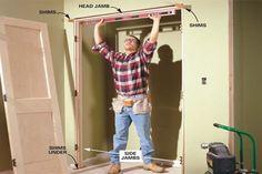 Framing a Door Calculating