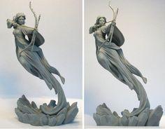 """Serafina"" by MarkNewman on deviantART"