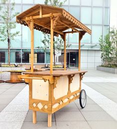 asiana THE CARTER TER products.  #Food Cart #屋台