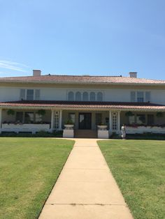 Historical adventures with Joe at the first Marland Mansion in Ponca City OK