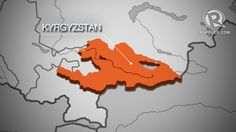 Briton detained in Kyrgyzstan after 'horse penis' slur #RagnarokConnection