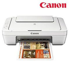 Canon Prixma MG2924 Wireless All-in-One Inkjet Printer Choxi.com