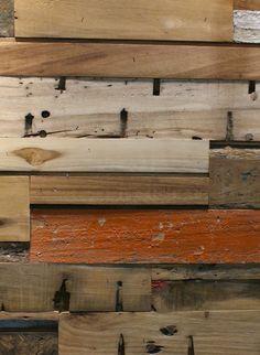 Reclaimed #wood 3D Wall Tile BOAT by Teakyourwall