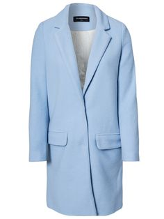 Victoria Törnegren / Pick of today: Baby Blue Coat //  #Fashion, #FashionBlog, #FashionBlogger, #Ootd, #OutfitOfTheDay, #Style