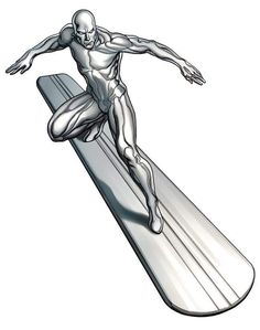 Silver Surfer by Frank Cho