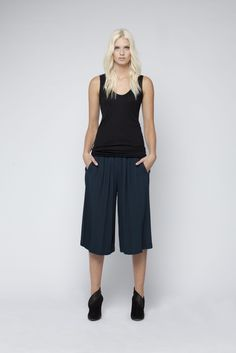 The new culotte shape