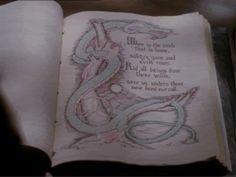 Libro de las Sombras en Castellano aqui. La WEB - Embrujadas - Series de televisión
