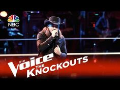 """The Voice 2015 Knockouts - Cody Wickline: """"Til My Last Day"""" - YouTube"""