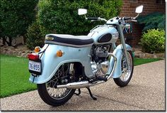 Classic 1958 Triumph Motorcycle. www.throttlexbatteries.com for all your Triumph Motorcycle battery needs.
