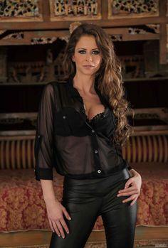 Emily addison leather pants 5 emilly addison for Emily addison nyc