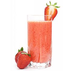Strawberries and Cream Smoothie | Recipes | Metabolic Research Center