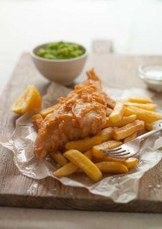 Fish and Chips | Le Fish and Chips est une véritable institution au Royaume-uni. Pour preuve, il a fêter en 2009 son 150e anniversaire. Chaque année il s