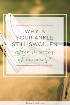 Here are four important questions you need to ask yourself if your ankle is still swollen months, or even years, after the injury. Ankle Rehab Exercises, Ankle Strengthening Exercises, Sprained Ankle Exercises, Broken Ankle Recovery, Ankle Sprain Recovery, Dislocated Ankle, Strengthen Ankles, Ankle Fracture