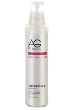 AG Hair - Split End Spa Repair Serum 1.69 oz -- This is an Amazon Affiliate link. Find out more about the great product at the image link.