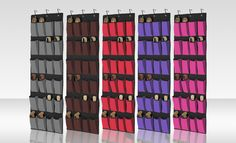 $9.99 for a 24-Pocket Over-the-Door Shoe Organizer ($21.48 List Price). Multiple Styles Available. Free Returns.