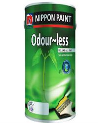 SONNHA.DEP.ASIA Sơn Nippon Odourless All In One Check more at http://sonnha.dep.asia/son-nippon/son-nippon-odourless-all-in-one/