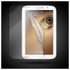 Adpo Защитная плёнка adpo samsung galaxy note 8.0  — 85 руб. —  Samsung Galaxy Note 8, Ultra Clear Cостоит из трёх слоёв: Первый (верхний) слой плёнки представляет собой устойчивое к царапинам покрытие. Он несёт основную нагрузку по защите экрана от царапин. Второй слой выполнен из поликарбонатной плёнки 0,125мм. Он придаёт плёнке эластичность и выполняет функцию поглощения ультрафиолетовых лучей и антибликовую функцию. Третий слой представляет собой силиконовое покрытие. Он отлично…