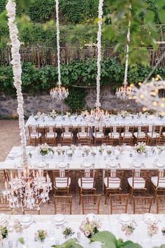 Could this reception be any more stunning: http://www.stylemepretty.com/little-black-book-blog/2015/01/29/vintage-elegance-at-haiku-mill/   Photography: Jana Williams - http://jana-williams.com/