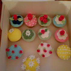 My cath kidston cupcakes