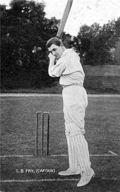 English Cricket - C B Fry