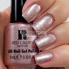 Red Carpet Manicure Mink Coat - Chickettes.com