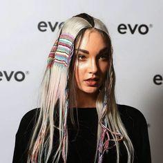 Love this sooooo much!!! @haircareaust #evothelads  #hairtapestry ✨✨