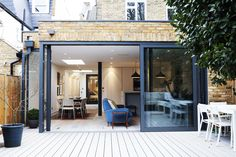 Lysia Street - Fulham, London designed by SAY Architects Ltd 2014