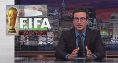 John Oliver's hilarious rant explains why it's hard to love the World Cup.   Very Thought Provoking - (PS NSFW - Language)