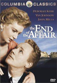 The End Of The Affair Movie 1955. In wartorn London Maurice Bendrix falls in love with neighbor Sarah Miles. They begin an illicit romance behind Sarah's husband's back. While war does not last forever, neither does love in...