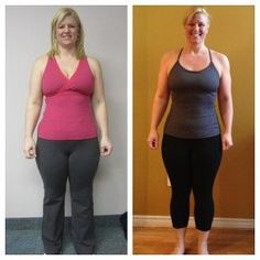 Yoga Weight Loss Before After