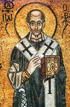 St. John Chrysostom - Feastday September 13