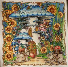 Zemlja Snova (Dreamland) by Tomislav Tomic Adult Coloring