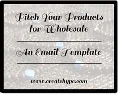 How To Create a Wholesale Line Sheet & Order Form   Wholesale ...