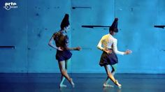 "Vertigo 20"" von der Vertigo Dance Company (israelischen Truppe ..."