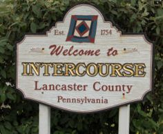 Intercourse, PA  1991