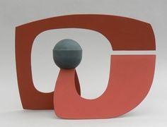 Simon Gaiger - steel sculpture