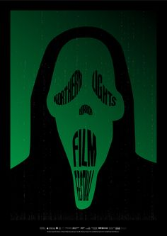 Northern Lights Horror Film Festival Film Festival Poster, Different Feelings, Supernatural, Northern Lights, Cool Designs, Horror Film, Movie Posters, Study, Fictional Characters